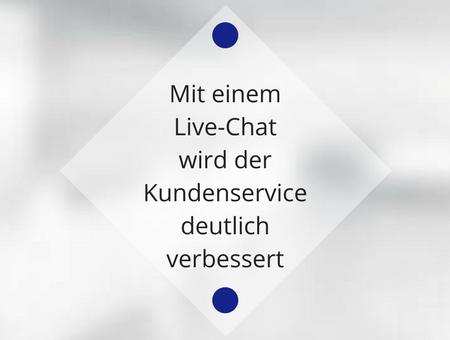 Warum ein Live Chat für die eigene Website sinnvoll ist