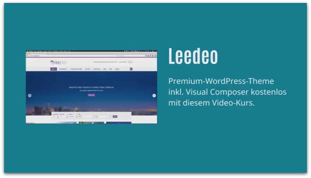 wordpress-online-kurs-theme-leedeo
