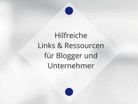 80+ hilfreiche Tipps & Ressourcen für Blogger und Unternehmer