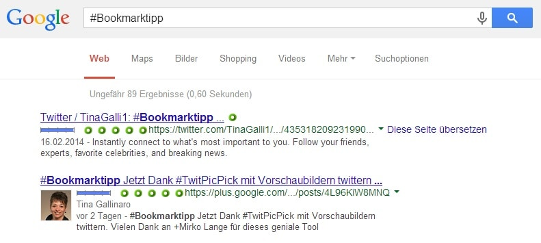 Bookmarktipp