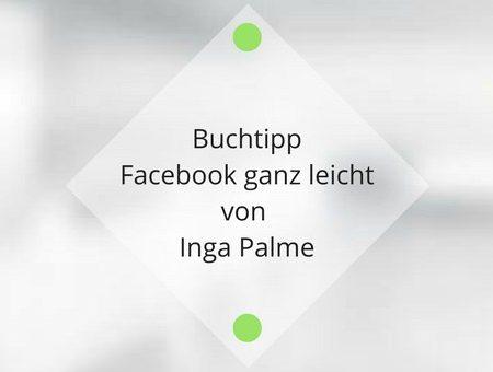 Buchrezension Facebook ganz leicht und Verlosung