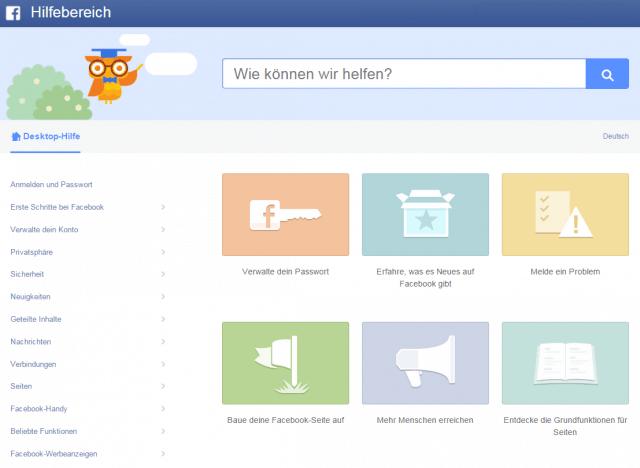 Facebook_Hilfebereich