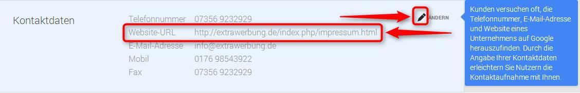 Googleseite_Kontaktdaten_bearbeiten