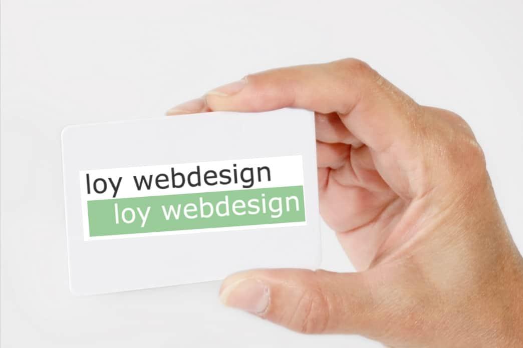 Loy Webdesign aus Gütersloh