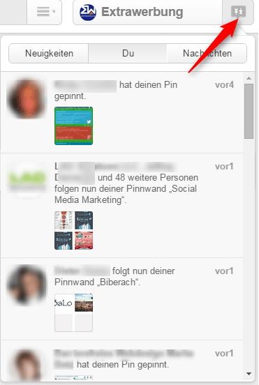 Pinterest_Benachrichtigungen