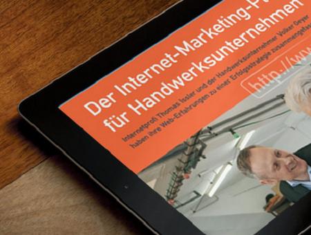Der Internet Marketing Plan für Handwerksunternehmen