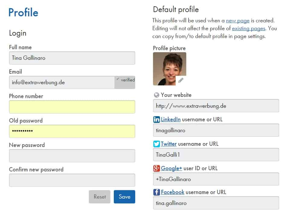Zeef_Profil