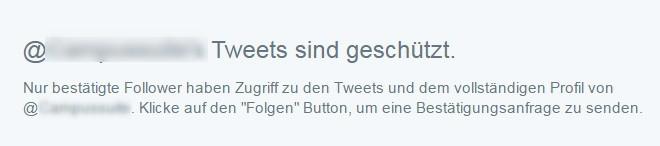 geschützteTweets