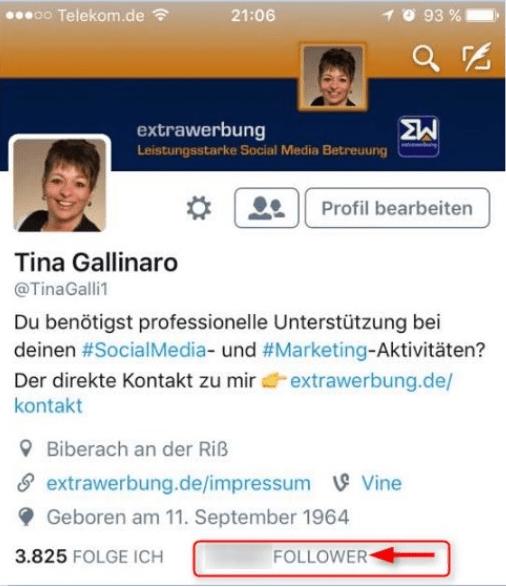 Follower-bei-Twitter-per-mobiler-app-aufrufen
